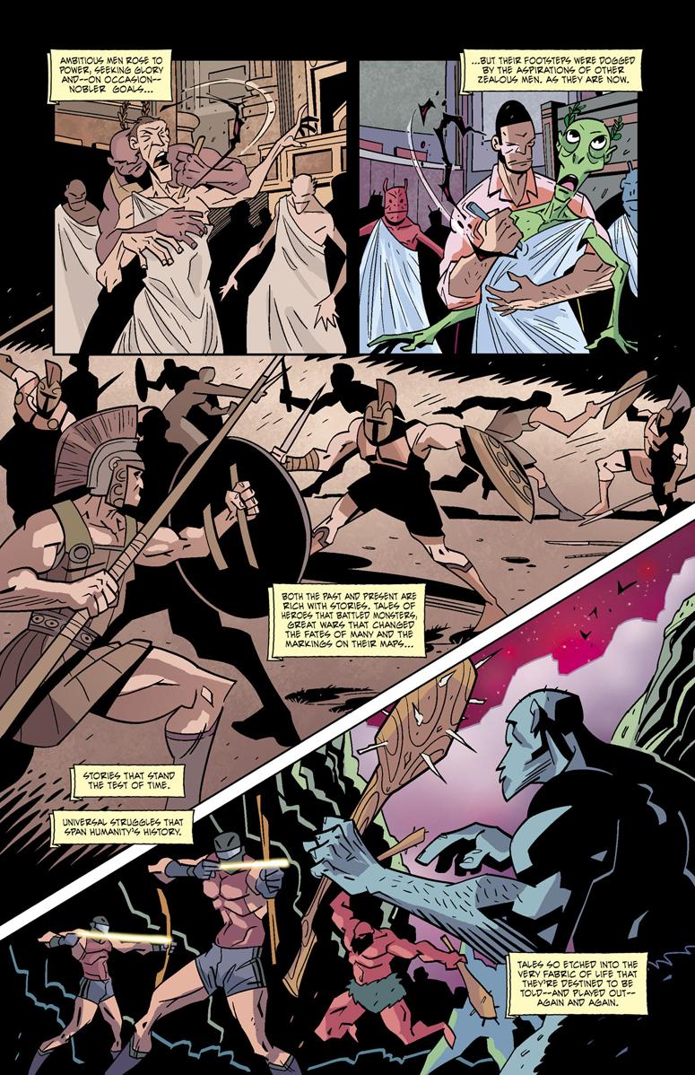 The Myth (aka Prologue) – Page 2